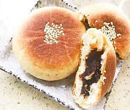 日式红豆小饼(全麦宝宝版)的做法