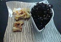 炒紫菜的做法