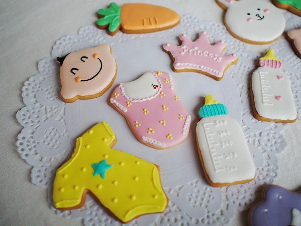 超详细【宝宝糖霜饼干】一次教你N款饼干造型
