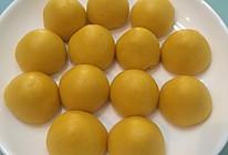 奶香南瓜玉米面窝窝头的做法