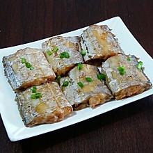 烤带鱼 (空气炸锅)