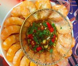 水煮大虾的做法