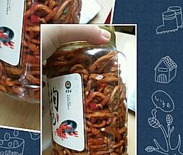 酱木瓜丝的做法
