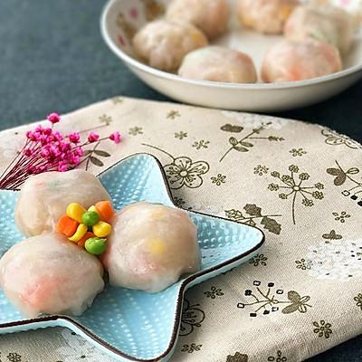 广式茶点-海皇粉丝水晶包