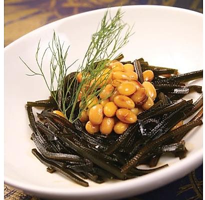 清肠又营养的黄豆卤海带的做法