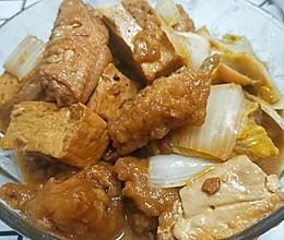 #味达美名厨福气汁,新春添口福#红烧酥肉鸡翅的做法