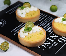 夏日小清新,酸甜清香法式柠檬挞!的做法