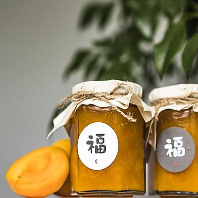 饭合 | 手作杏酱