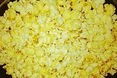【3分钟零失败】 无糖食用油版爆玉米花