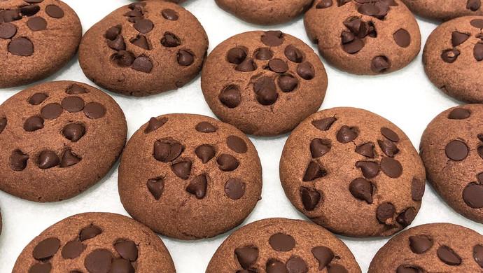 趣多多巧克力豆曲奇餅干【77分享】
