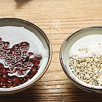 清热祛湿汤~土茯苓赤小豆汤的做法图解2