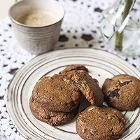 美式巧克力奇普饼干 Chocolate Chip Cooki的做法图解13