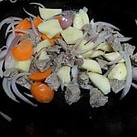 咖喱牛肉的做法图解4
