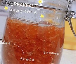 自制蜂蜜柚子茶(一点也不苦的)的做法