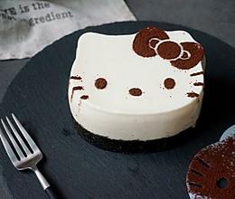 萌萌哒kitty牛奶冻的做法