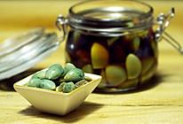 腊八蒜一夜变绿的秘笈,吃着醋蒜盼着年的做法