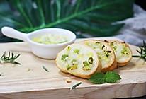 蒜蓉烤馒头片的做法