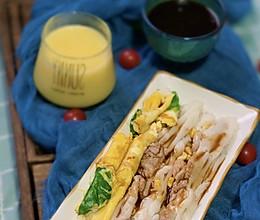 老广的早餐~肠粉的做法