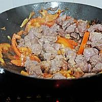 牛肉炖柿子 #520,美食撩动TA的心#的做法图解5