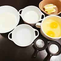 小岛老师的泡芙 下午茶#Kitchenaid的美食故事#的做法图解1