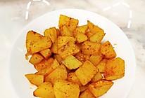 免油炸的烤薯角❗️比薯条还好吃的做法