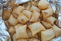 圆鼓鼓的脆脆烤豆皮的做法