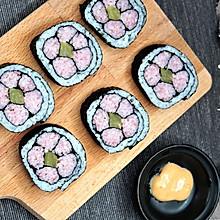 樱花寿司#春季减肥,边吃边瘦#