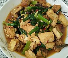 红烧豆腐鱼块的做法