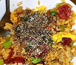 胡椒炒饭的做法