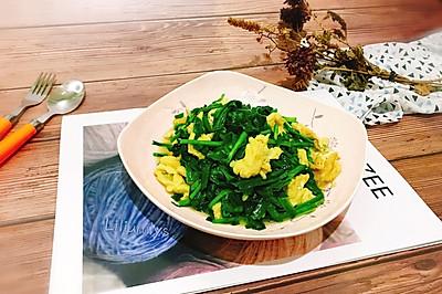 春天养肝菜品~韭菜炒鸡蛋