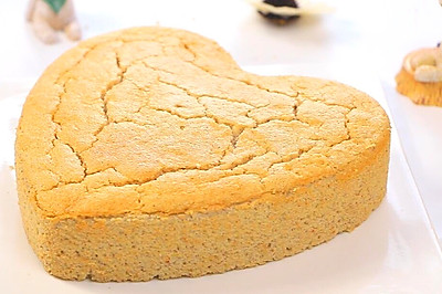 板栗糕 宝宝辅食,低筋面粉+ 玉米淀粉+鸡蛋