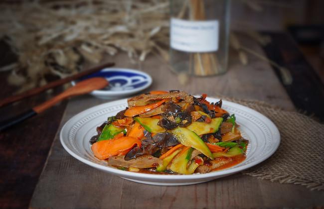 顽皮豆小果创建的菜单补铁吃这些,气色红润有光泽