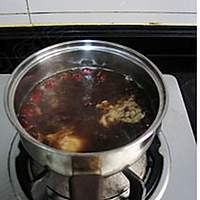 阿胶红枣荷包蛋的做法图解7