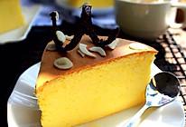日式轻乳酪蛋糕【六寸】的做法