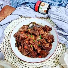 #饕餮美味视觉盛宴#五香焖牛腩