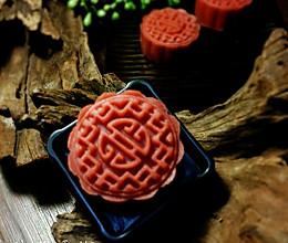 #三星品道家宴#桃山皮月饼的做法