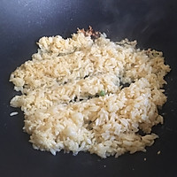 #秋天怎么吃#酱油炒饭的做法图解6