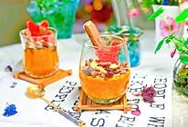 百变南瓜杯(南瓜smoothie)#精品菜谱挑战赛#的做法