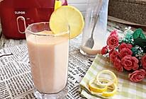 木瓜牛奶汁#胃,我养你啊#的做法