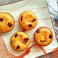 #我们约饭吧# 蔓越莓乳酪小蛋糕
