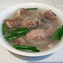 排骨粉丝汤