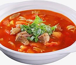 牛肉柿子汤的做法