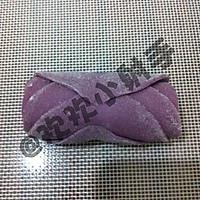 紫薯玫瑰花馒头的做法图解12