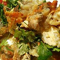 蚝烙、海蛎煎、蚵仔煎的做法图解6