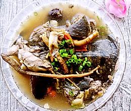甲鱼养生汤#胃,我养你啊#的做法