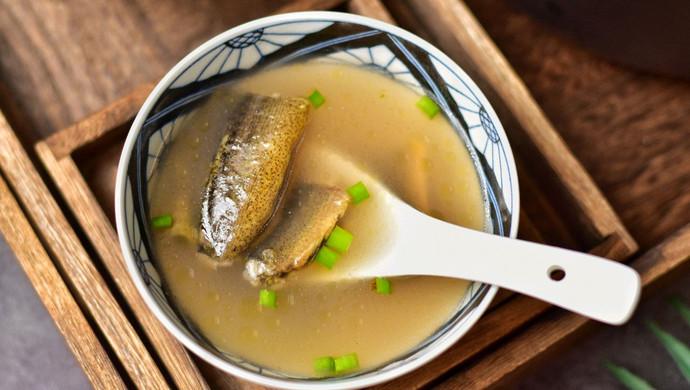 #秋天怎么吃#红豆泥鳅汤
