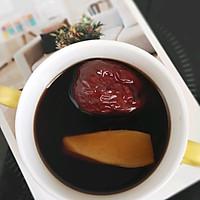 #尽享安心亲子食刻#姜枣茶的做法图解6
