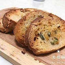 蒜香烤面包