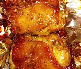 蜜烤鸡腿肉的做法