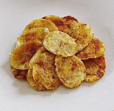 零食——薯片